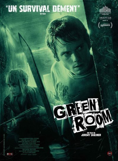 image affiche green room