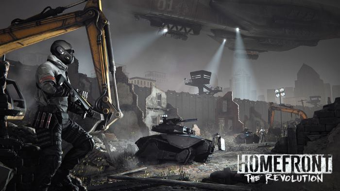 image artwork homefront the revolution