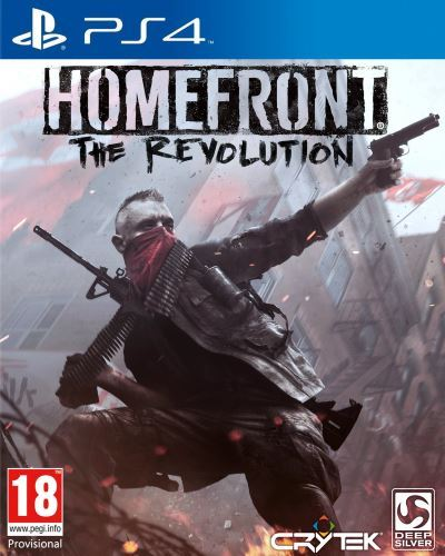 [Test – Playstation 4] Homefront The Revolution : faire contre mauvaise fortune bon cœur