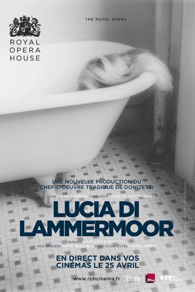 image affiche lucia di lammermoor