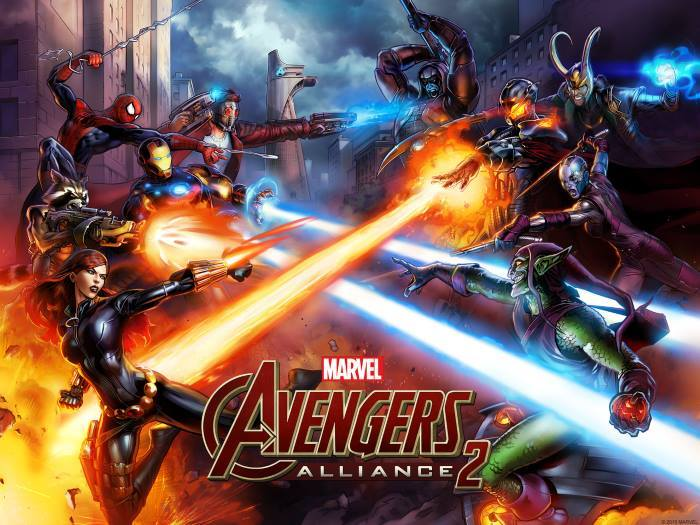 image marvel avengers alliance 2