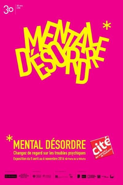 [Expos] Mental Désordre : changez de regard sur les troubles psychiques