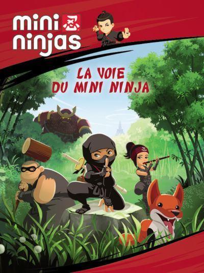 image mini ninjas la voie du mini ninja