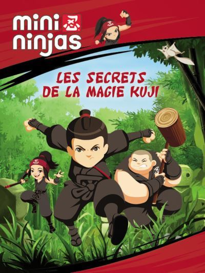 image les secrets de la magie kuji mini ninja