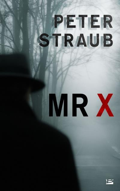 image peter straub mr x