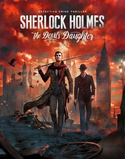 [News – Jeu vidéo] Sherlock Holmes : The Devil's Daughter
