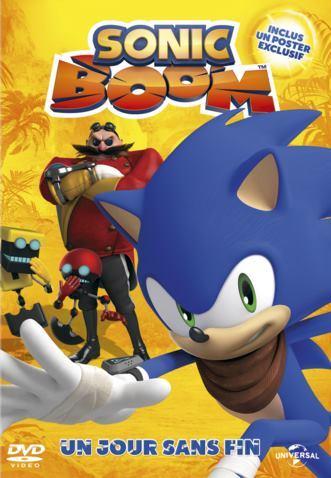 [Programme Jeunesse] Sonic Boom Volume 2 : Un jour sans fin