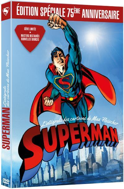 image dvd superman