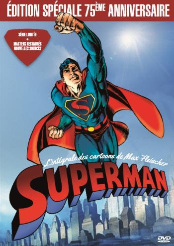 [Test – DVD] Superman – Max Fleischer