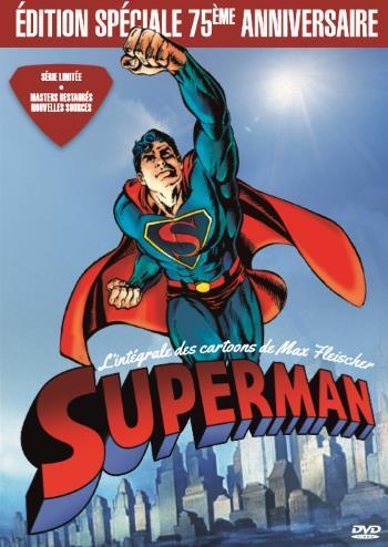 image max fleischer superman
