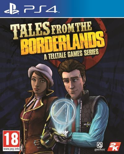 [News – Jeu vidéo] Tales From The Borderlands : la version disque disponible