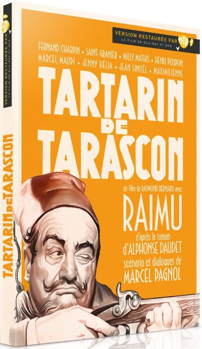 [Test – DVD] Tartarin de Tarascon – Raymond Bernard