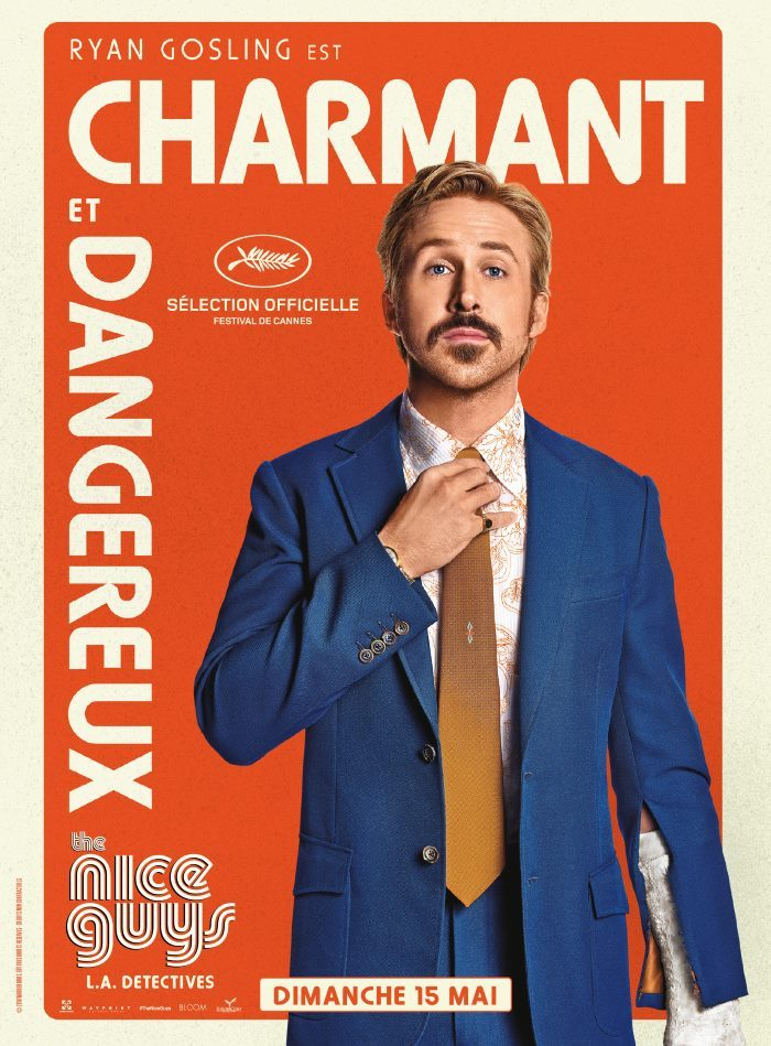 image affiche ryan gosling the nice guys