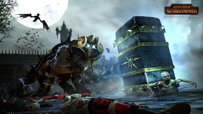image guerriers du chaos total war warhammer