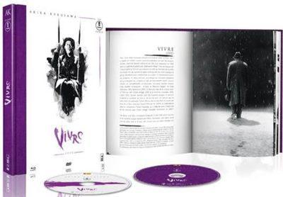 [News – DVD/Blu-ray] Wild Side dévoile un extrait de Vivre, un des chefs-d'œuvre d'Akira Kurosawa