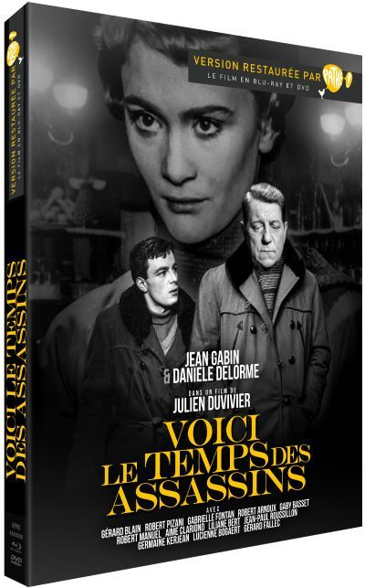 image blu ray voici le temps des assassins