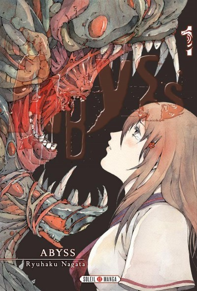 image couverture abyss tome 1 ryuhaku nagata éditions soleil