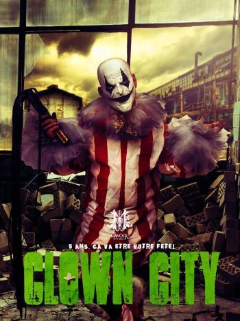 image manoir clown city