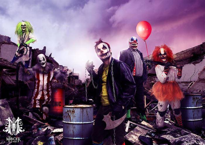 image clown city