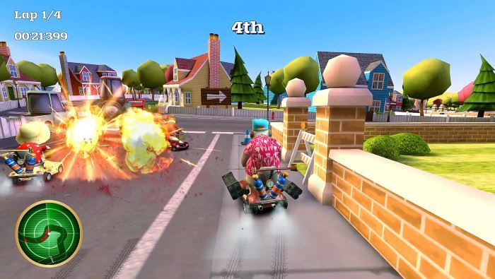 image screenshot coffin dodgers