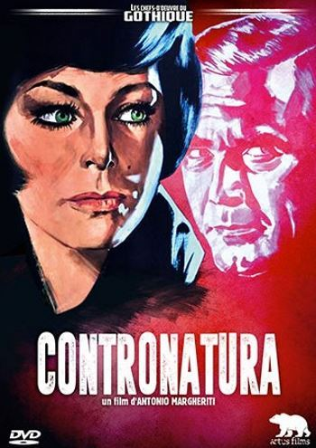 [Test – DVD] Contronatura – Antonio Margheriti