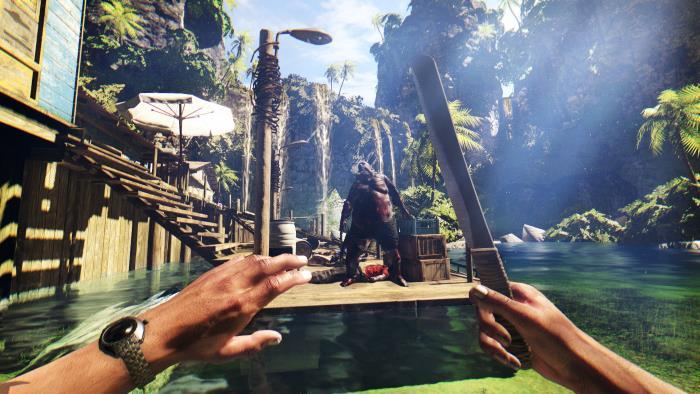 image screenshot dead island definitive collection