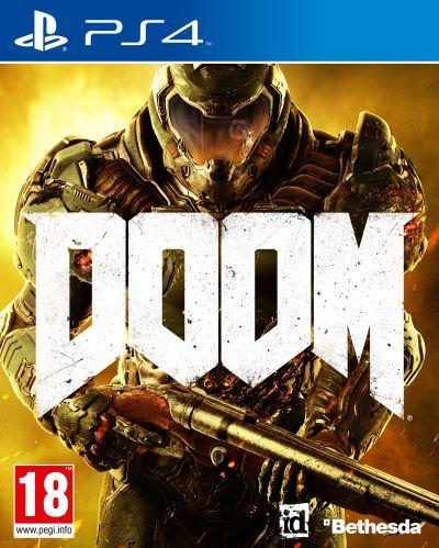 [Test – Playstation 4] Doom : la générosité à l'état gore