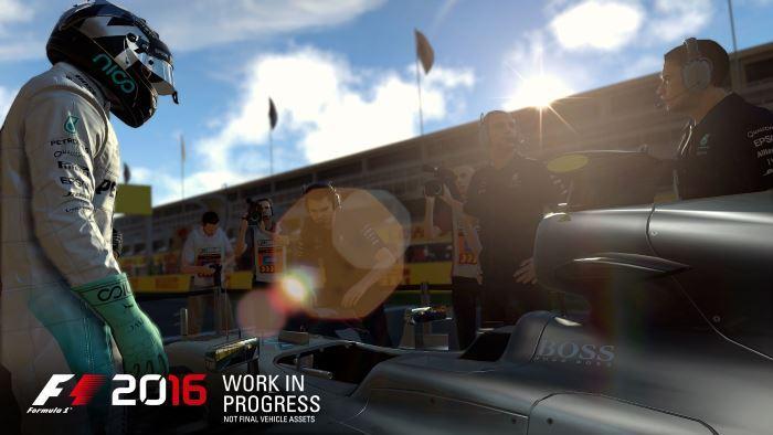 image game f1 2016