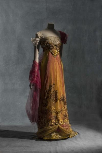 image robe callot soeurs exposition fashion forward les arts décoratifs