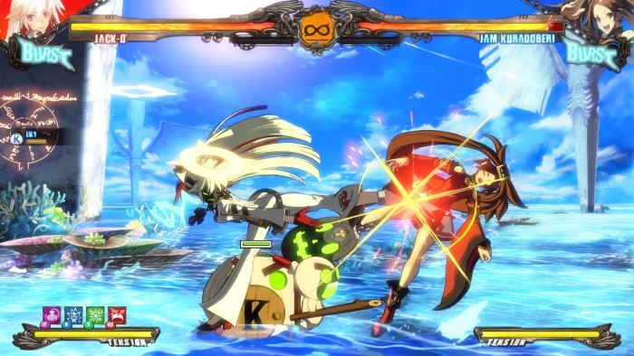image fighting guilty gear xrd revelator