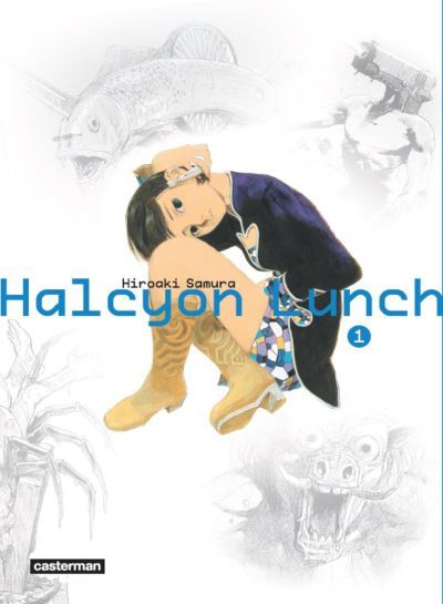 image tome 1 halcyon lunch