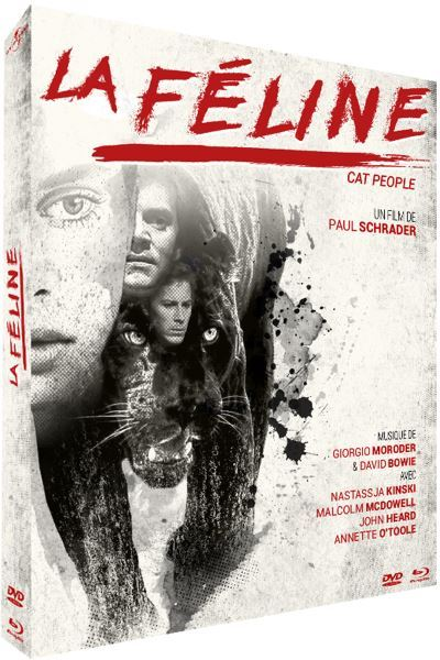 [Test – Blu-Ray] La Féline – Paul Schrader