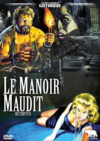 [Test – DVD] Le Manoir Maudit – Antonio Boccaci