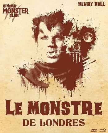 [Test – Blu-ray] Le Monstre de Londres – Stuart Walker