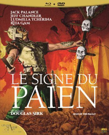 [Test – Blu-ray] Le Signe du Païen – Douglas Sirk