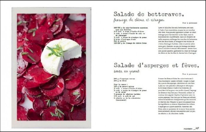 image salade de betteraves mangez de saison carrie solomon éditions de la martinière