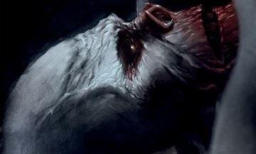 image critique mastication vampire tombeau