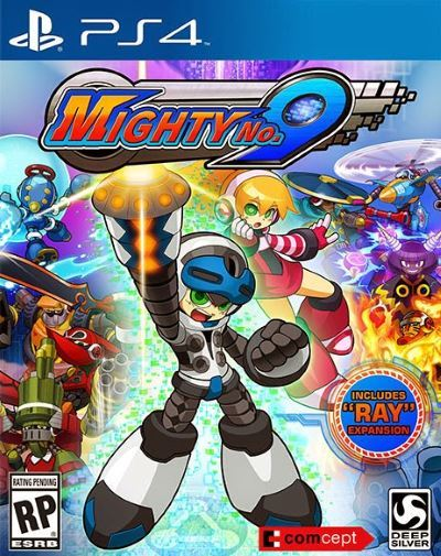 image mighty no9