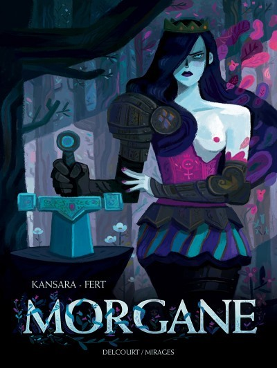 [Critique] Morgane – Simon Kansara & Stéphane Fert