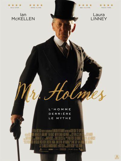 [Critique] Mr. Holmes : le crépuscule du plus grand des détectives