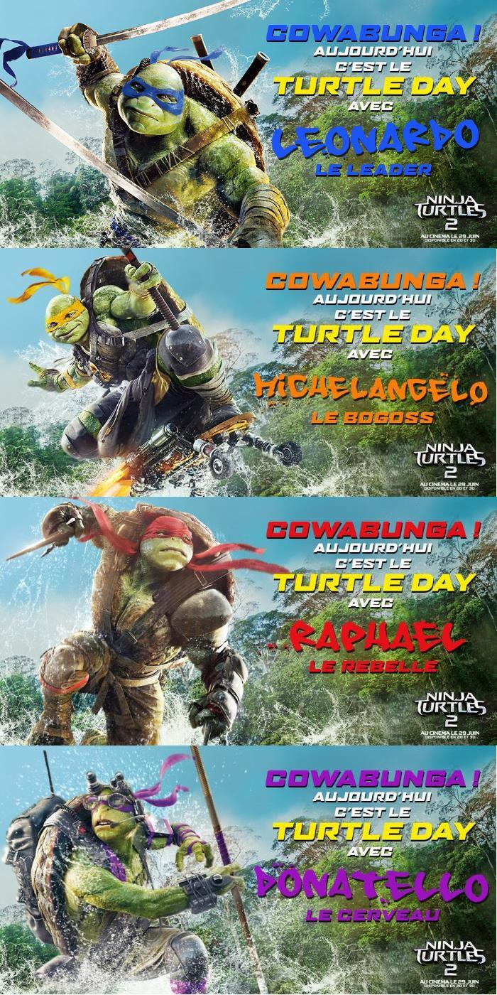 image turtle day ninja turtles 2