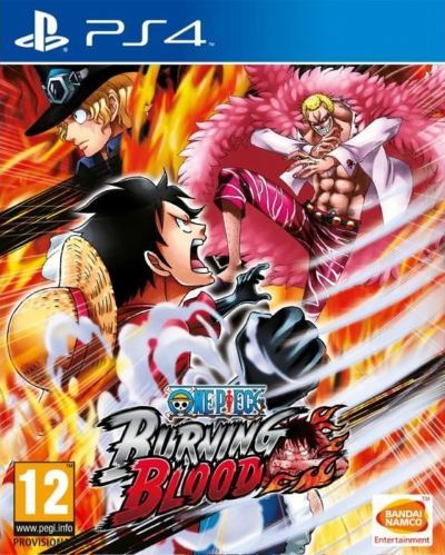 [Test – Playstation 4] One Piece Burning Blood : la tatane de toute beauté