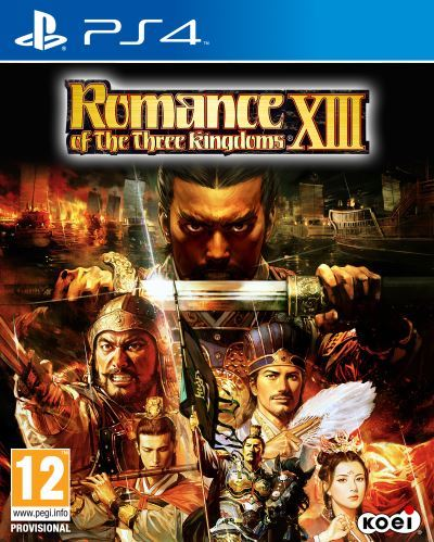 image romance of the three kingdoms 13