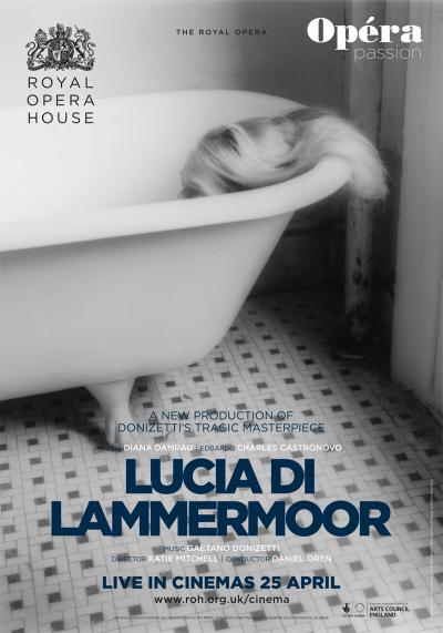 image affiche royal opera house lucia di lammermoor live