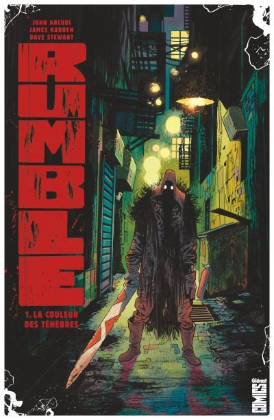 [Critique] Rumble Tome 1 – John Arcudi, James Harren et Dave Stewart