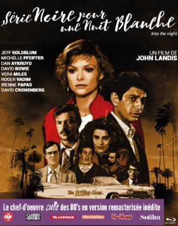 [Test – Blu-Ray] Série noire pour une nuit blanche – John Landis