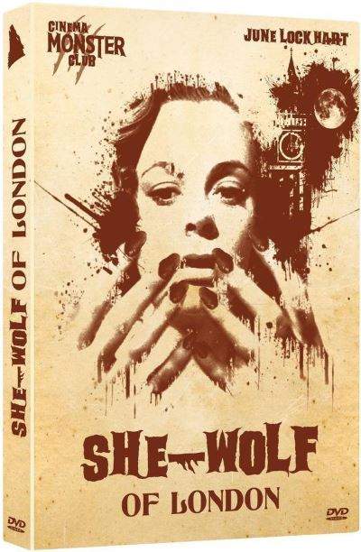 image dvd she wolf of london