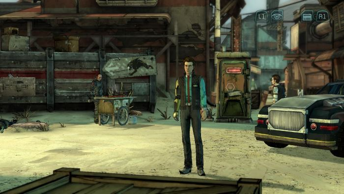 image telltale games tales from the borderlands