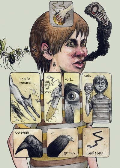 image the wrenchies farel dalrymple éditions delcourt planche chapitre 1