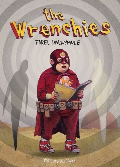 image couverture the wrenchies farel dalrymple éditions delcourt